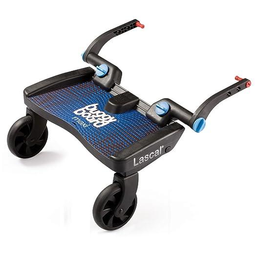 27 opinioni per Lascal 2740 Buggyboard Pedana Maxi Universale per Passeggino e Carrozzina, Blu