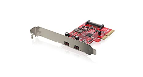 Amazon.com: ioger 2-Port SuperSpeed + USB- tarjeta PCI ...