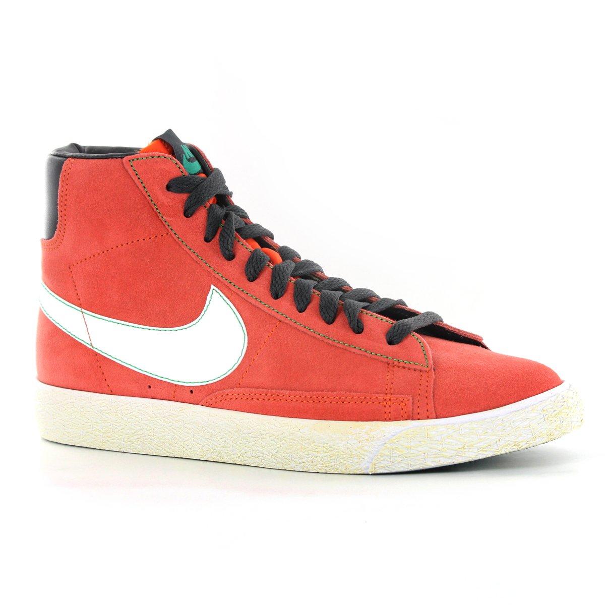 Nike Blazer Mid Retro White Team Red White