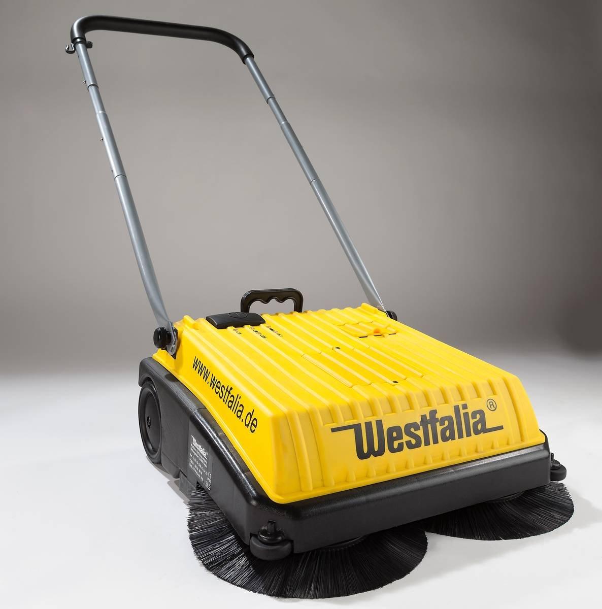 Westfalia Balayeuse /électrique /à utiliser avec ou sans fil 230 12 V