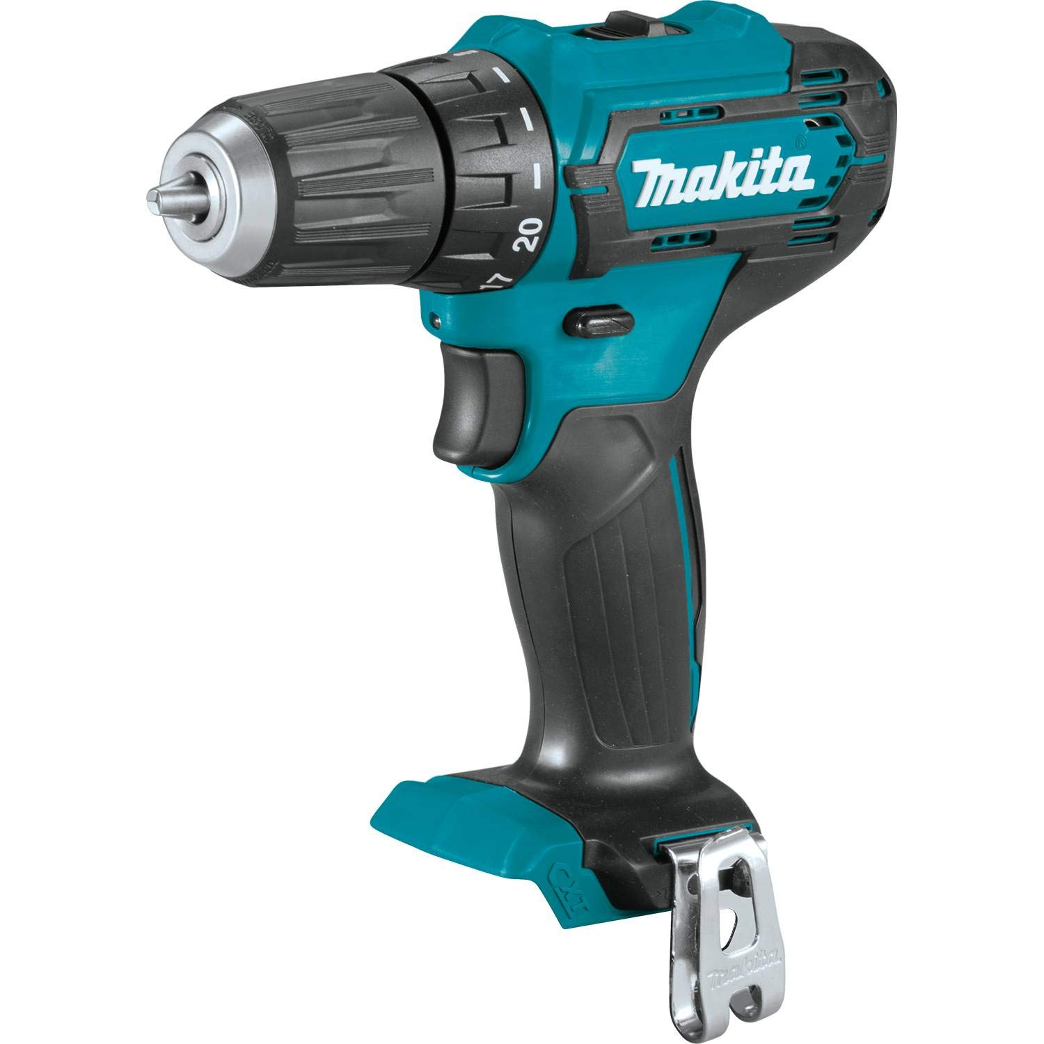 Makita FD09Z 12V max CXT Lithium-Ion Cordless 3/8'' Driver-Drill, Tool Only