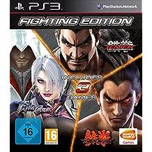 Fighting Edition: Tekken 6 / Tag Tournament 2 / Soul Calibur V  - Playstation 3