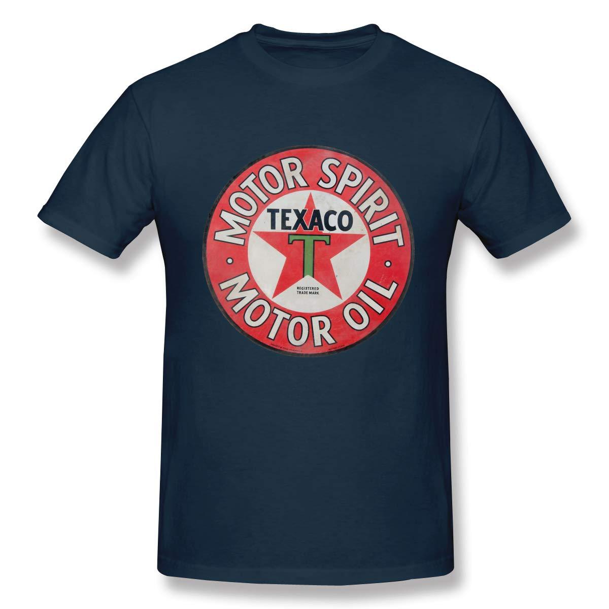 Motor Spirit Motor Oil Graphic Short Sleeve Shirts