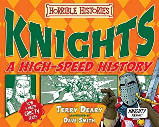 book cover of Knights a High Speed History