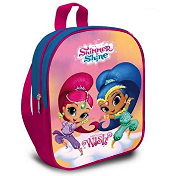 GUIZMAX Mochila Shimmer and Shine Disney niño