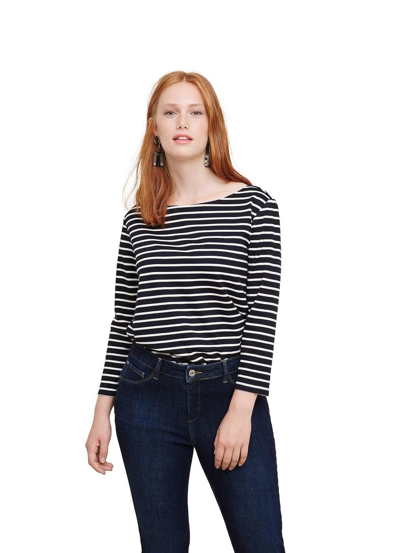 Violeta By Mango Women's Plus Size Slim-Fit Push Up Irene Jeans