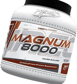 Magnum 8000 Misa Peso Builder - 1,6 kg - Aumento masivo en el peso corporal - Advanced