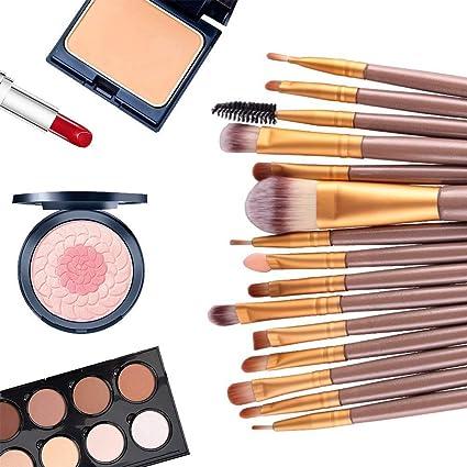 Xiton CosméTica 20PCS Set De Pinceles De Maquillaje Profesional ...