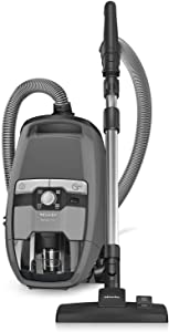 Miele Blizzard CX1 Pure Suction Bagless Canister Vacuum Cleaner, Graphite Grey