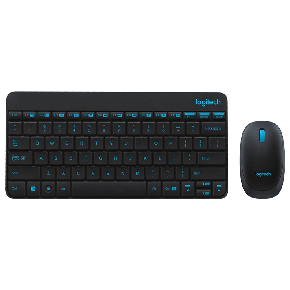 Amazon.com: Logitech MK245 NANO Mouse and Keyboard Combo Black Color:  Computers & Accessories