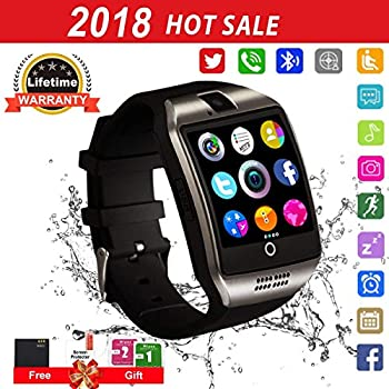 Smart Watch for Android Phones,Waterproof Smart Watches,Android Smartwatch Touchscreen with Camera,Bluetooth Watch Phone with SIM Card Slot Compatible ...