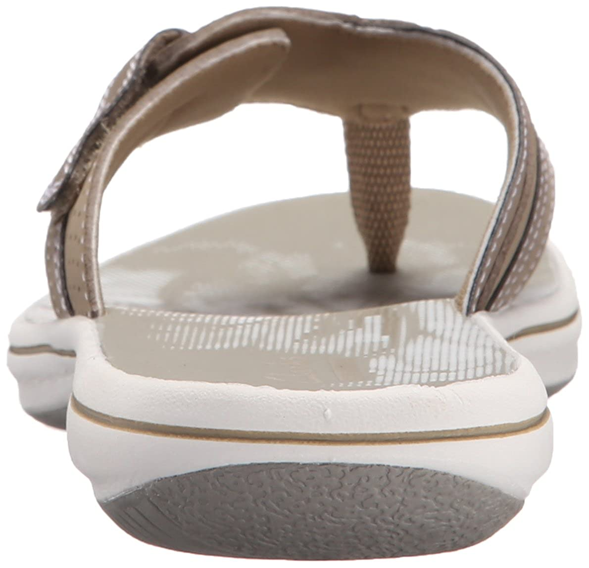 91f2576918e529 Clarks Women s Brinkley Keeley Flip-Flop  Buy Online at Low Prices in India  - Amazon.in