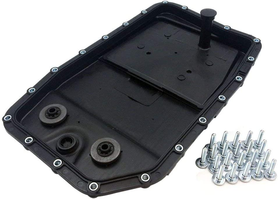 JSD Engine 6HP26 Auto Transmission Oil Pan Filter Gasket w//Screws LR007474