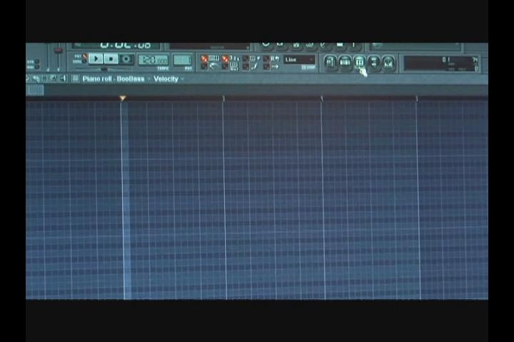 Fruity Loops Studio Tutorial: Piano Roll Interface