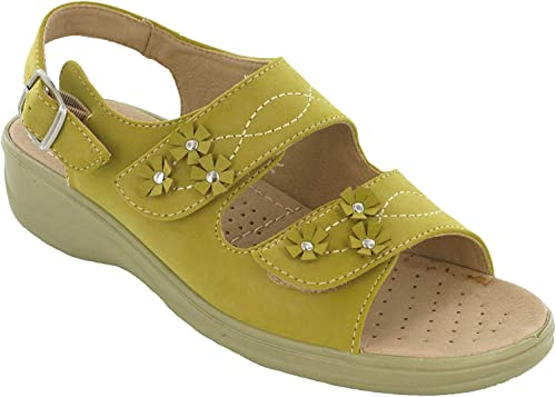 Cushion Walk Summer Halterback Sandals