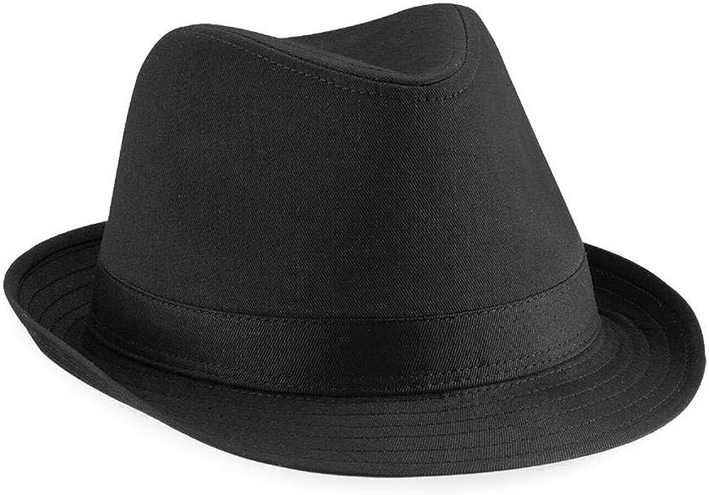 Beechfield - Sombrero Fedora (Unisex)