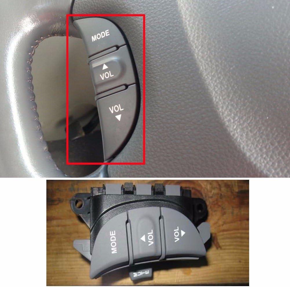 Steering Wheel Remote Control Switch Gray For KIA 06-14 Sedona Carnival OEM Parts