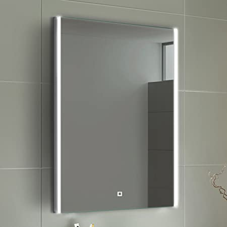 700 X 500 Mm Modern Illuminated Led Bathroom Mirror Light Touch Sensor Ml3100