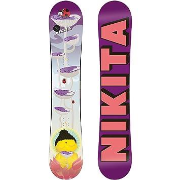 cad247100 Gnu - Tabla de snowboard para mujer nikita tulipop 2014