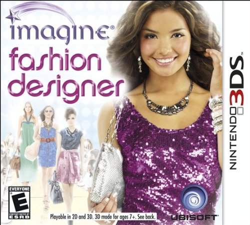 Buy Imagine Fashion Designer Nintendo 3ds Online At Low Prices In India Ubi Soft Video Games Amazon In