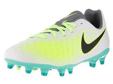 Nike Unisex Kinder Magista Opus Ii Fg Fußballschuhe Grey