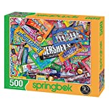 puzzles 4 year old - Springbok Sweet Tooth Jigsaw Puzzle (500 Piece)