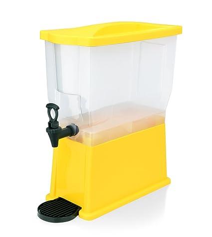 Gastro dispensador de bebidas 14 L Ideal Para Zumo Leche Té o agua con grifo (