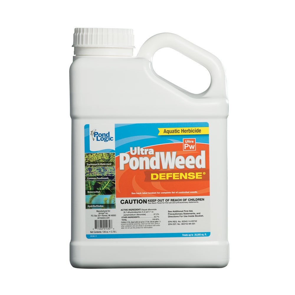 Pond Logic Ultra PondWeed Defense, 1 gal