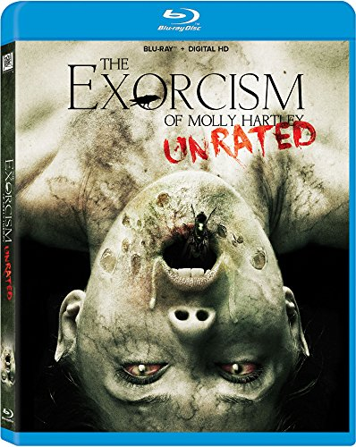 Exorcism of Molly Hartley, The Blu-ray