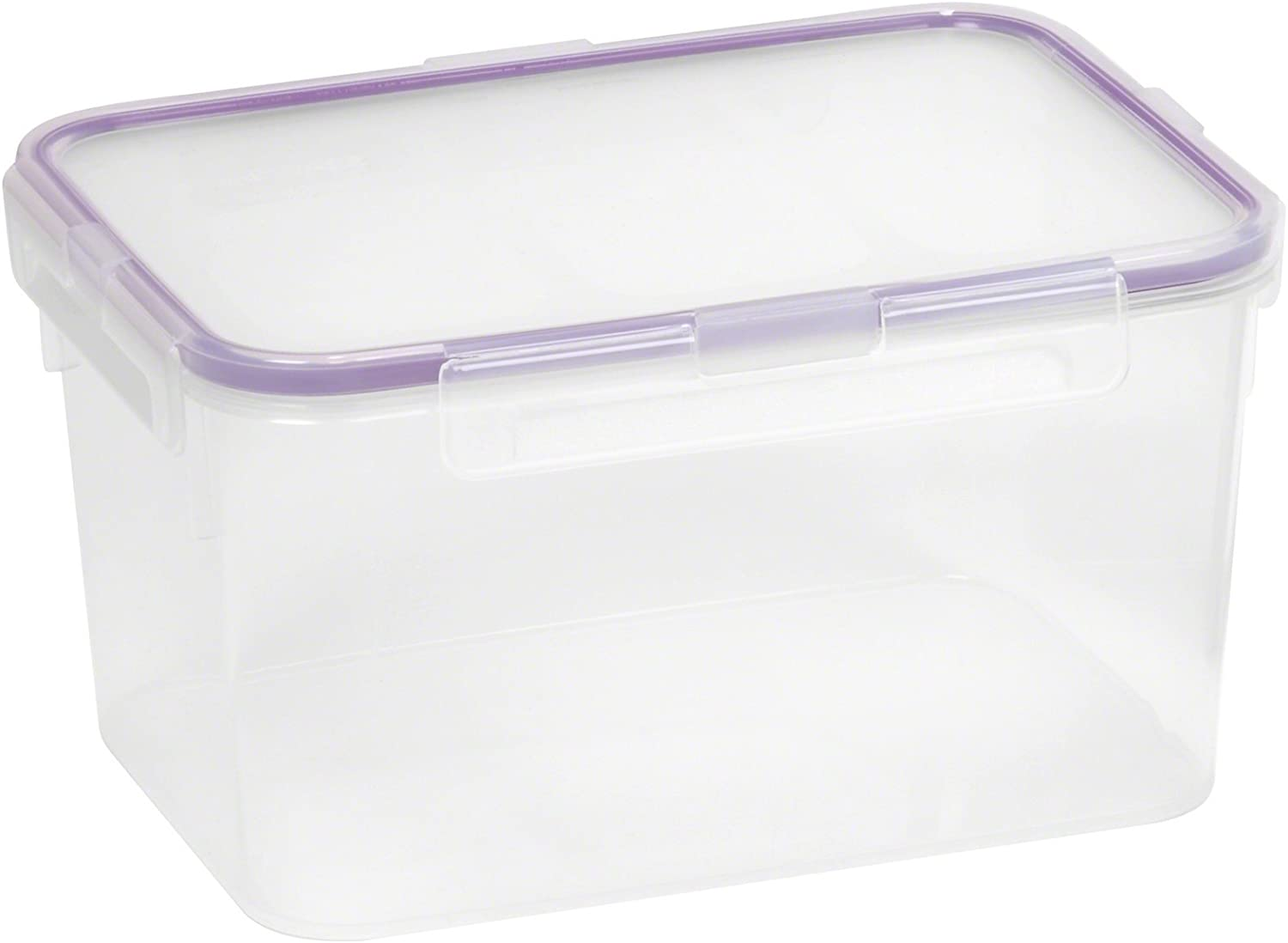 Snapware 10.8-Cup Airtight Rectangle Food Storage Container, Plastic