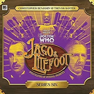 Jago & Litefoot, Series 6 Audiobook
