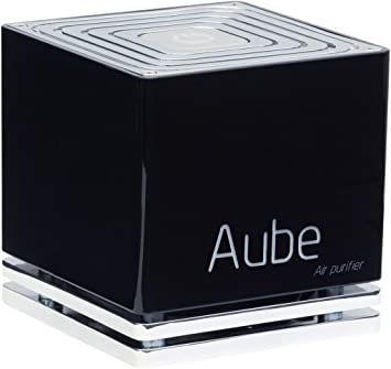 Aube ANS - Purificador de aire sin filtro (4 W, 10 x 10 x 10 cm), color negro: Amazon.es: Bricolaje y herramientas