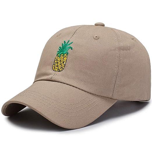 Gorra de béisbol Sombreros / Gorras Fruta Piña Sombrero del papá ...