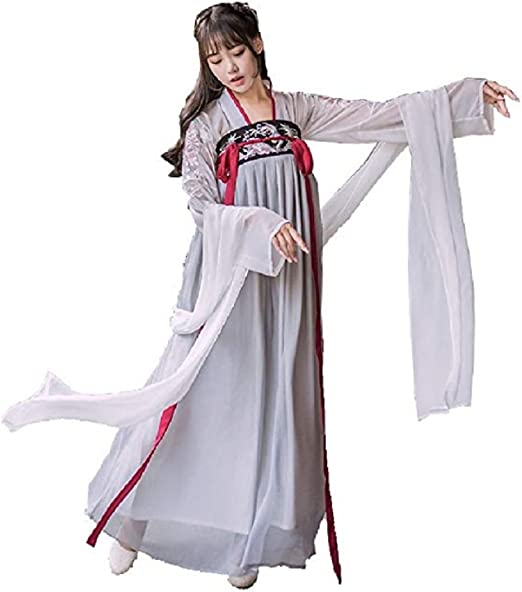 Amazon.com: Peachi - Disfraz de Hanfu de Halloween para ...