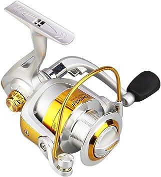 HoSayLike Carrete De Pesca Bl1000-7000 5.5: 1 Carretes De Hilado ...