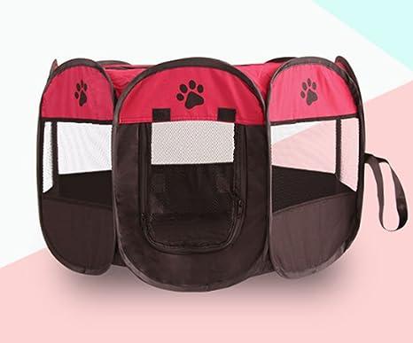 Cama para mascotas, portátil, plegable, de tela, para mascotas ...