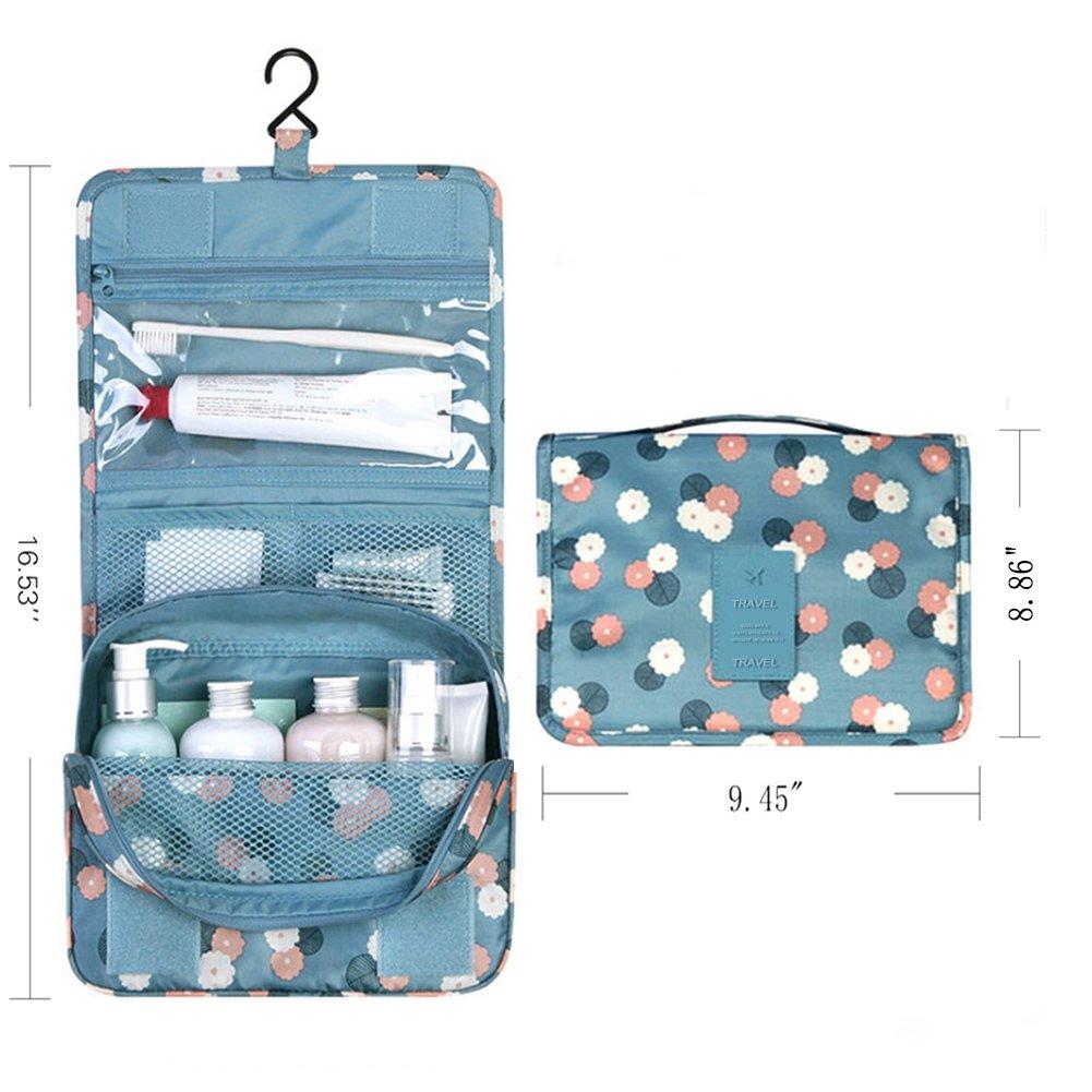 Amazon.com: Hanging Travel Organizer, Multi-function Waterproof ...