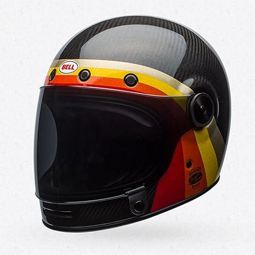 Bell Bullitt Carbon Chemical Candy Helmet