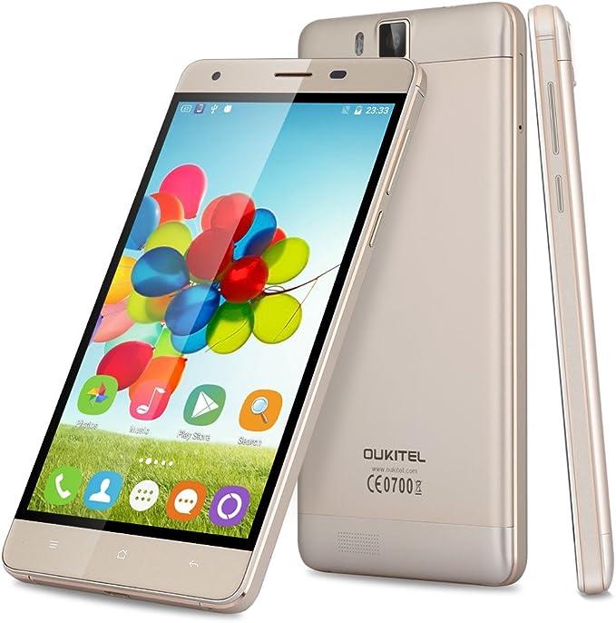 oukitel K6000 Pro Android 6.0 Huella Dactilar Octa Core Smartphone ...