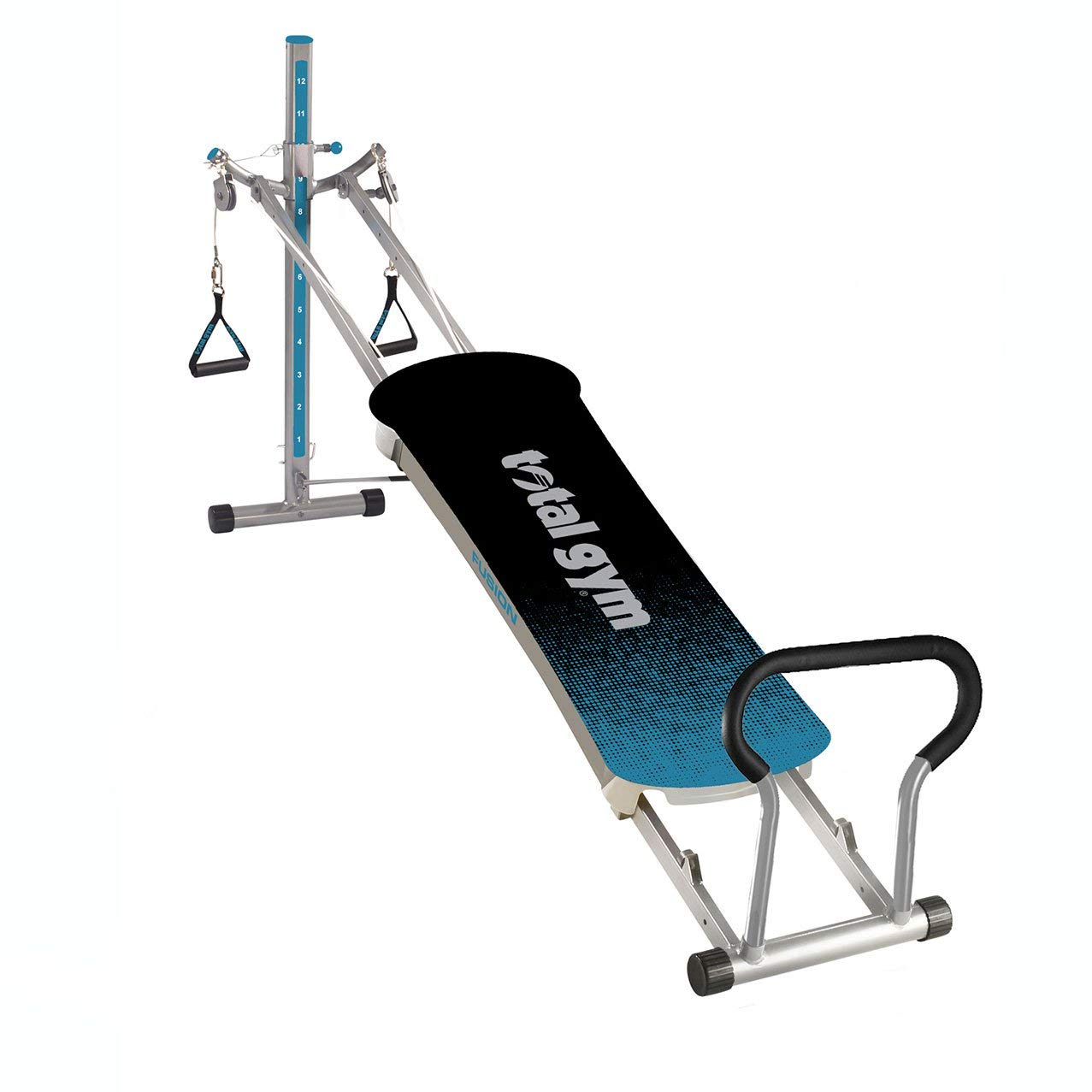 Total Gym Fusion Exercise Machine, Teal by Total Gym (Image #1)