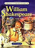 img - for William Shakespeare: The Master Playwright (What's Their Story?) book / textbook / text book