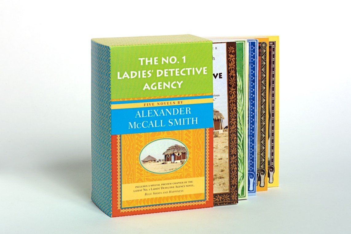 The No. 1 Ladies' Detective Agency 5-Book Boxed Set (No. 1 Ladies' Detective Agency Series) PDF