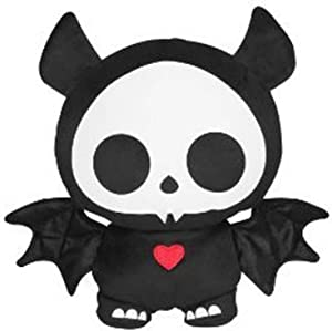 Toynami Skelanimals Diego (Bat) Deluxe 6-Inch Plush