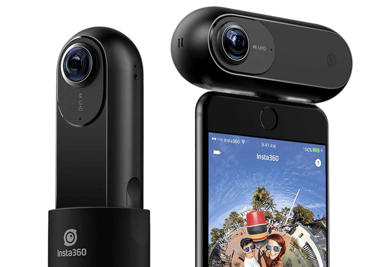 Insta360 ONE 4Kビデオ 360度カメラ 2400万画素 4Kビデオ iPhone 7 360度カメラ/6シリーズ対応 CM409 iPhone【国内正規品】 B07MLKZ8MW, デジ倉:7b8cfedf --- ijpba.info