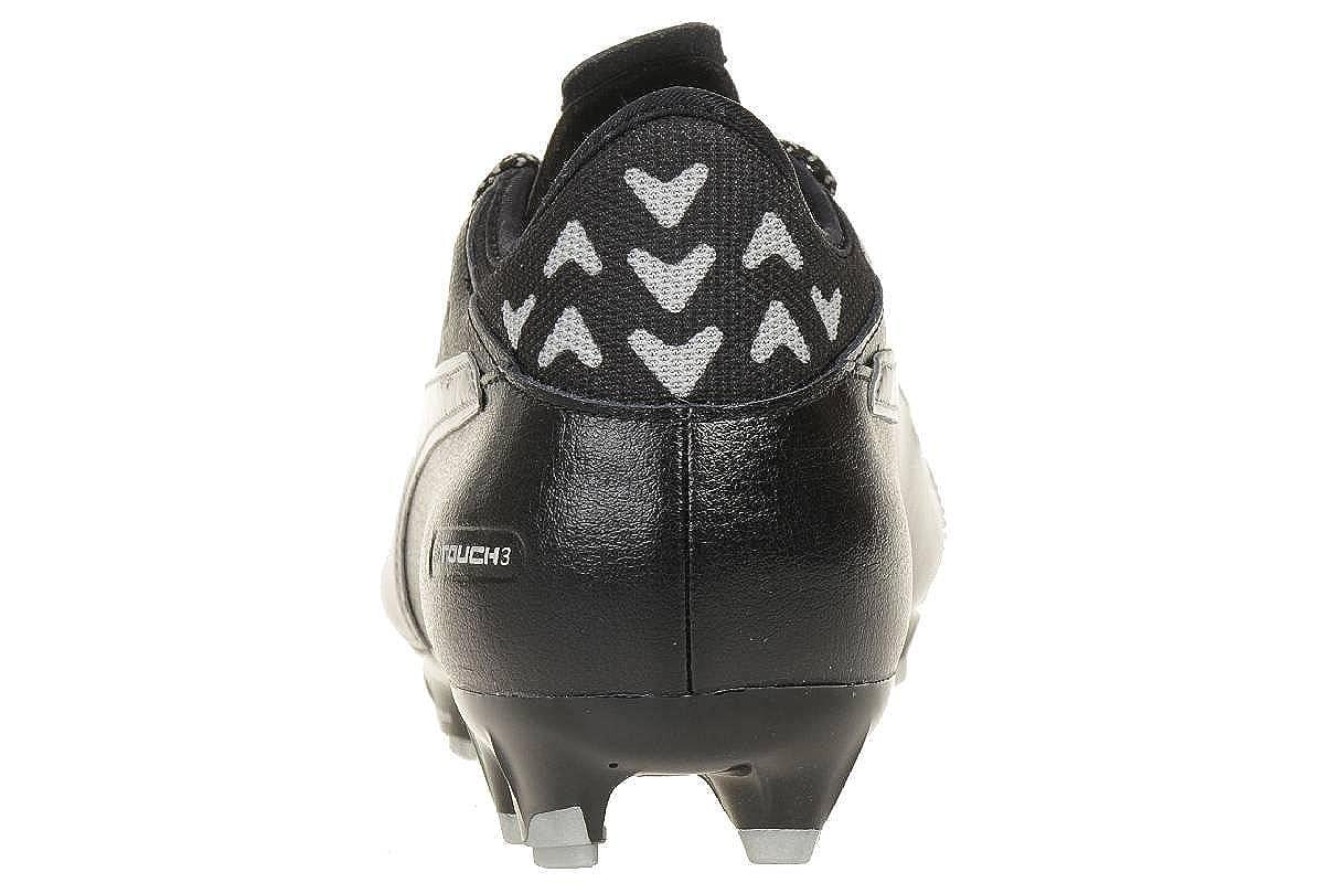 Puma Evotouch 1 FG Crampons de Foot NoirArgent: Amazon