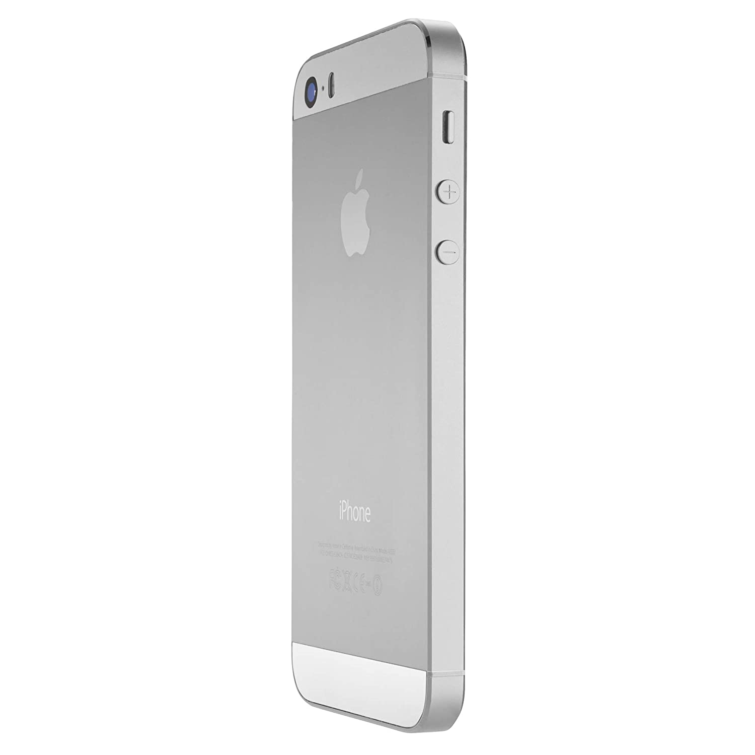Amazon Apple iPhone 5S 16GB GSM Unlocked Silver Refurbished Cell Phones & Accessories