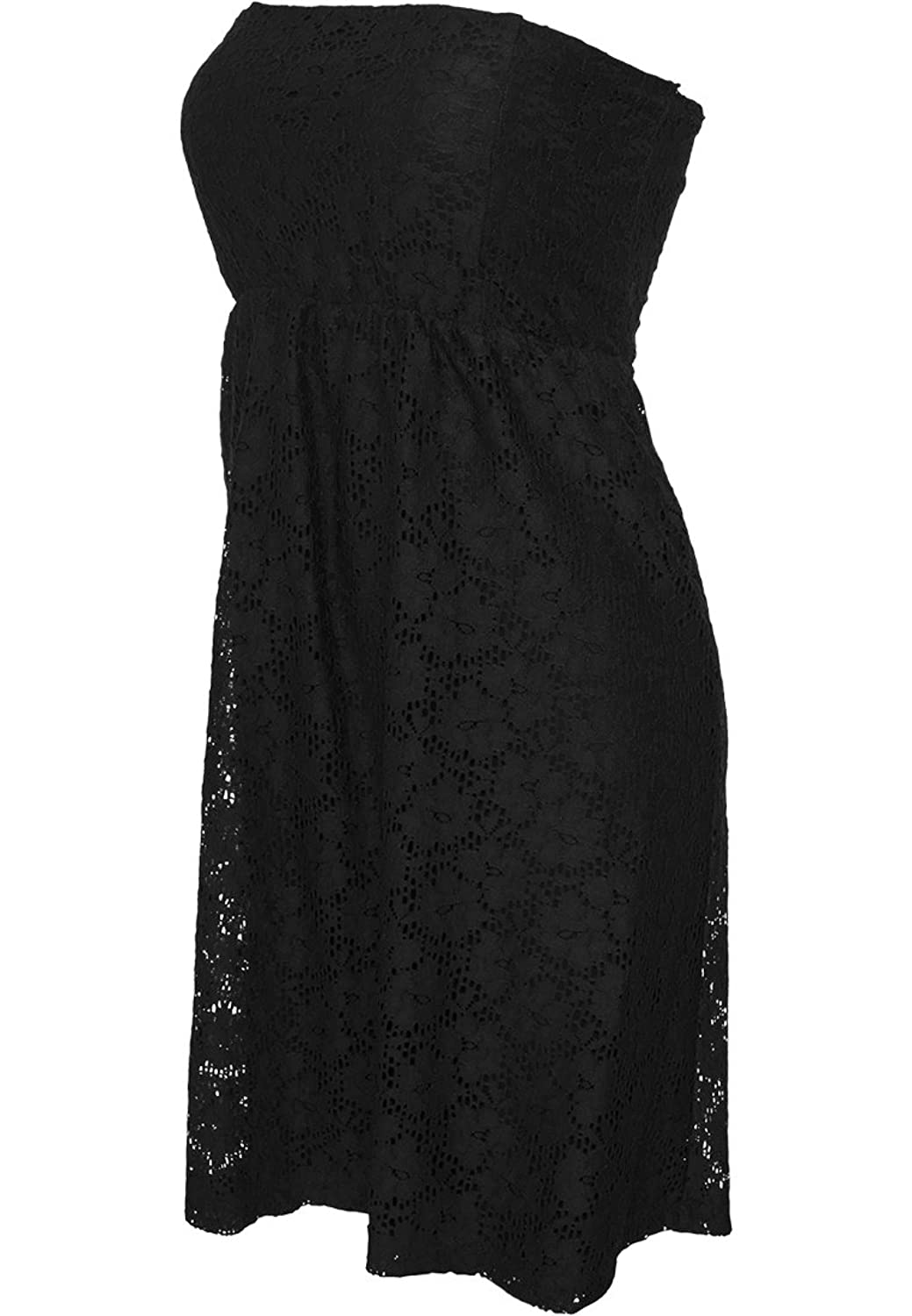 URBAN CLASSICS - Ladies Laces Dress (black)