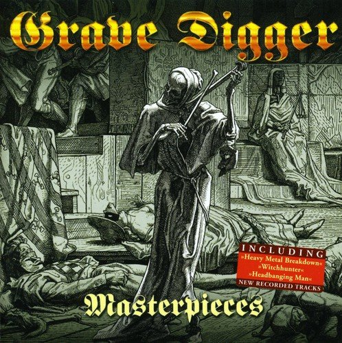 Grave Digger: Masterpieces (Audio CD)