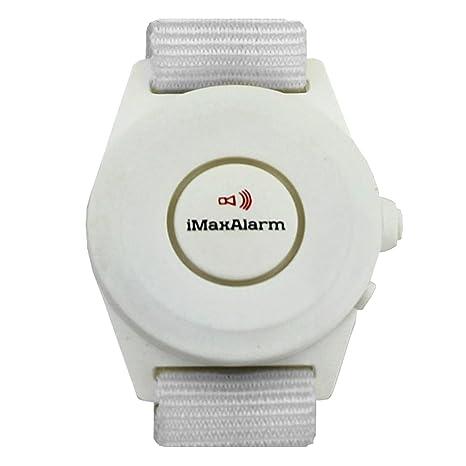 Amazon.com : iMaxAlarm SOS Alert Band Personal Alarm - 130dB ...