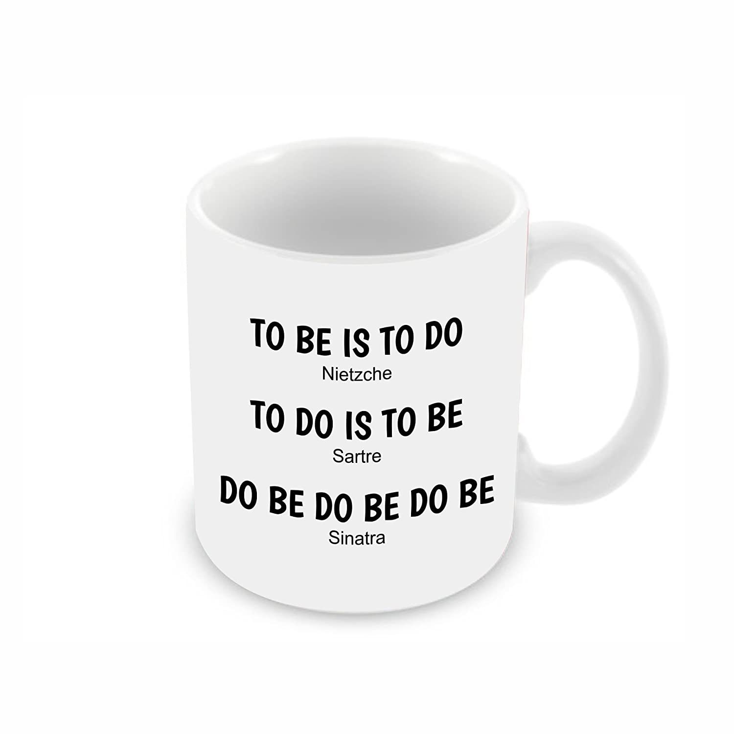buy printelligent to be is to do coffee mug gift funny quotes on